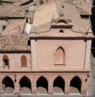Vista Anteriore Chiesa di San Francesco